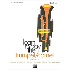 Alfred-Learn-to-Play-Trumpet-Cornet-Baritone-T-C---Book-1-Standard