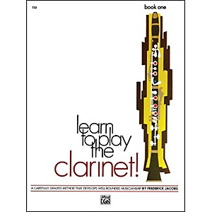 Alfred-Learn-to-Play-Clarinet--Book-1-Standard