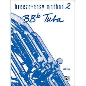 Alfred-Breeze-Easy-Method-for-BB-Flat-Tuba-Book-II-Standard