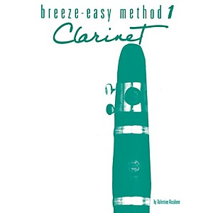Alfred-Breeze-Easy-Method-for-Clarinet-Book-I-Standard