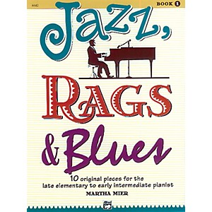 Alfred-Jazz-Rags---Blues-Book-1-Standard