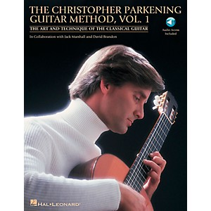Hal-Leonard-Christopher-Parkening-Guitar-Method-Volume-1-Book-CD-Standard
