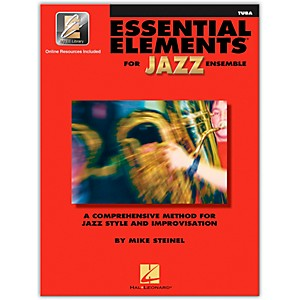 Hal-Leonard-Essential-Elements-For-Jazz-Ensemble-Tuba-2CD-Pkg-Standard