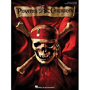 Hal-Leonard-Pirates-Of-The-Caribbean-For-Solo-Guitar-With-Tab-Standard