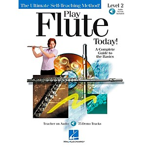 Hal-Leonard-Play-Flute-Today--Level-2-CD-Pkg-Standard