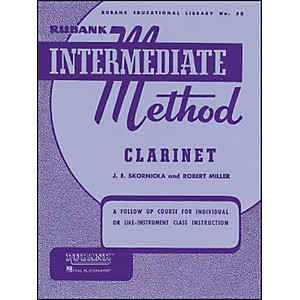 Hal-Leonard-Rubank-Intermediate-Method-Clarinet-Standard