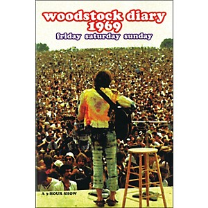 Hal-Leonard-Woodstock-Diary-1969-Friday-Saturday-Sunday-Documentary-DVD-Standard