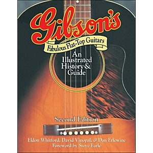 Backbeat-Books-Gibson-s-Fabulous-Flat-Tops---Revised-And-Updated-Standard