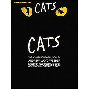 Hal-Leonard-Cats-Vocal-Selection-From-arranged-for-piano--vocal--and-guitar--P-V-G--Standard