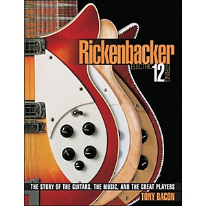 Backbeat-Books-Rickenbackers-And-Twelve-String-Electrics-Standard