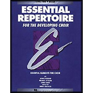 Hal-Leonard-Essential-Repertoire-For-The-Developing-Choir-Level-Two--2--Mixed-Student-Standard