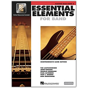 Hal-Leonard-Essential-Elements-Electric-Bass-Book-2-with-CD-Standard