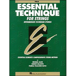 Hal-Leonard-Essential-Technique-For-Strings-Viola-Standard