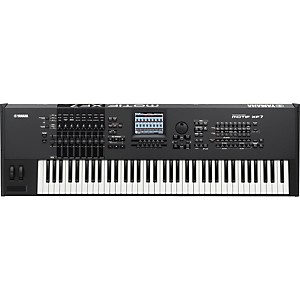 Yamaha-MOTIF-XF7-76-Key-Music-Production-Synthesizer-Standard