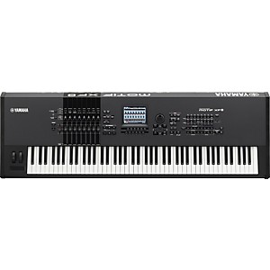 Yamaha-MOTIF-XF8-88-Key-Music-Production-Synthesizer-Standard