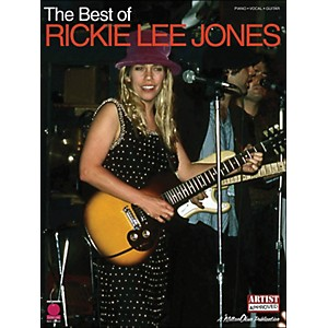 Cherry-Lane-The-Best-Of-Rickie-Lee-Jones-arranged-for-piano--vocal--and-guitar--P-V-G--Standard