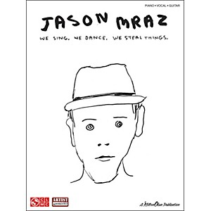 Cherry-Lane-Jason-Mraz--We-Sing--We-Dance--We-Steal-Things--arranged-for-piano--vocal--and-guitar--P-V-G--Standard