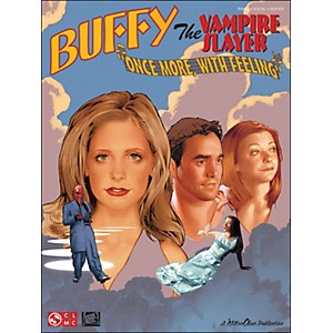 Cherry-Lane-Buffy-The-Vampire-Slayer--Once-More-With-Feeing-arranged-for-piano--vocal--and-guitar--P-V-G--Standard