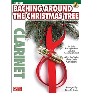 Cherry-Lane-Baching-Around-The-Christmas-Tree--Clarinet--Standard