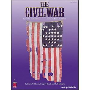 Cherry-Lane-The-Civil-War-Vocal-Selections-arranged-for-piano--vocal--and-guitar--P-V-G--Standard