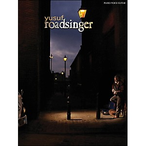 Music-Sales-Yusuf-Islam---Roadsinger--To-Warm-You-Through-The-Night--arranged-for-piano--vocal--and-guitar--P-V--Standard