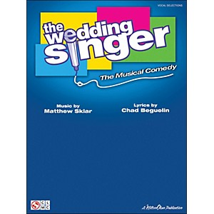 Cherry-Lane-The-Wedding-Singer---The-Musical-Comedy-Vocal-Selections-arranged-for-piano--vocal--and-guitar--P-V--Standard