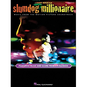 Hal-Leonard-Slumdog-Millionaire---Music-From-The-Motion-Picture-Soundtrack-arranged-for-piano--vocal--and-guitar-Standard