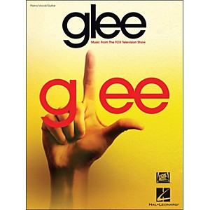 Hal-Leonard-Glee---Music-From-The-Fox-Television-Show-arranged-for-piano--vocal--and-guitar--P-V-G--Standard