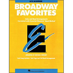 Hal-Leonard-Broadway-Favorites-Alto-Saxophone-Essential-Elements-Band-Standard