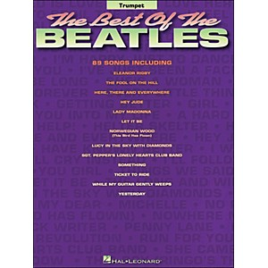 Hal-Leonard-Best-Of-The-Beatles-For-Trumpet-Standard
