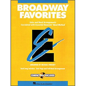Hal-Leonard-Broadway-Favorites-F-Horn-Essential-Elements-Band-Standard