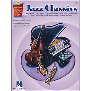 Hal-Leonard-Jazz-Classics---Big-Band-Play-Along-Vol--4-Bass-Standard