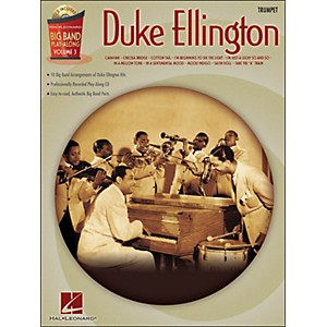 Hal-Leonard-Duke-Ellington-Big-Band-Play-Along-Vol--3-Trumpet-Standard