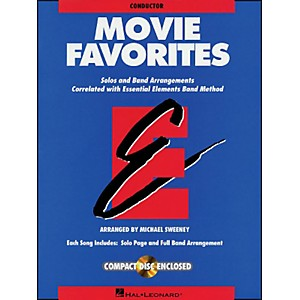 Hal-Leonard-Movie-Favorites-Conductor-Book-CD-Standard
