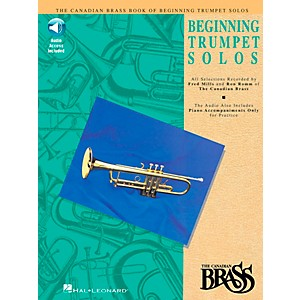 Hal-Leonard-Canadian-Brass-Beginning-Trumpet-Book-CD-Standard