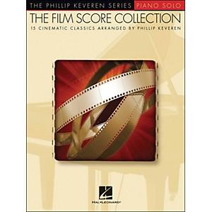 Hal-Leonard-The-Film-Score-Collection---Phillip-Keveren-Series-arranged-for-piano-solo-Standard
