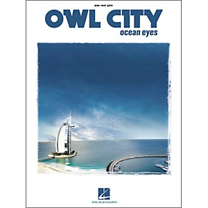 Hal-Leonard-Owl-City---Ocean-Eyes-arranged-for-piano--vocal--and-guitar--P-V-G--Standard