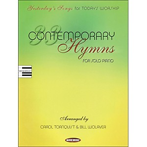 Word-Music-33-Contemporary-Hymns-arranged-for-piano--vocal--and-guitar--P-V-G--Standard
