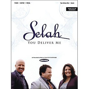Word-Music-Selah---You-Deliver-Me-arranged-for-piano--vocal--and-guitar--P-V-G--Standard