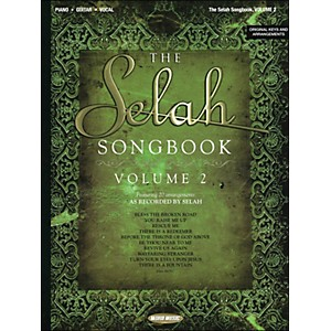 Word-Music-Selah-Songbook-Volume-2-arranged-for-piano--vocal--and-guitar--P-V-G--Standard
