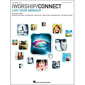 Integrity-Music-Integrity-s-iworship-Connect-Songbook-arranged-for-piano--vocal--and-guitar--P-V-G--Standard