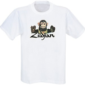Zildjian-Monkey-T-Shirt-Extra-Large
