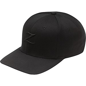 Zildjian-Black-on-Black-Flex-Fit-Cap-Standard