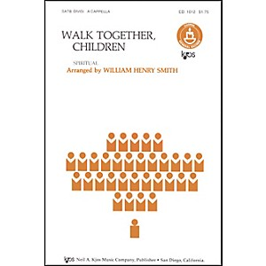 KJOS-Walk-Together-Children-Standard