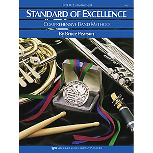 KJOS-Standard-Of-Excellence-Book-2-French-Horn-Standard
