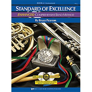 KJOS-Standard-Of-Excellence-Book-2-Enhanced-Timpani-Aux-Perc-Standard