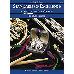 KJOS-Standard-Of-Excellence-Book-2-Trumpet-Standard