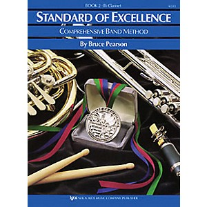 KJOS-Standard-Of-Excellence-Book-2-Clarinet-Standard