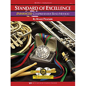 KJOS-Standard-Of-Excellence-Book-1-Enhanced-Bass-Clarinet-Standard