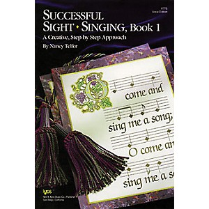 KJOS-Successful-Sight-Singing-Vocal-Standard